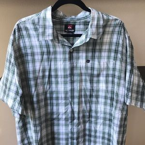 Men's XXL quicksilver button down